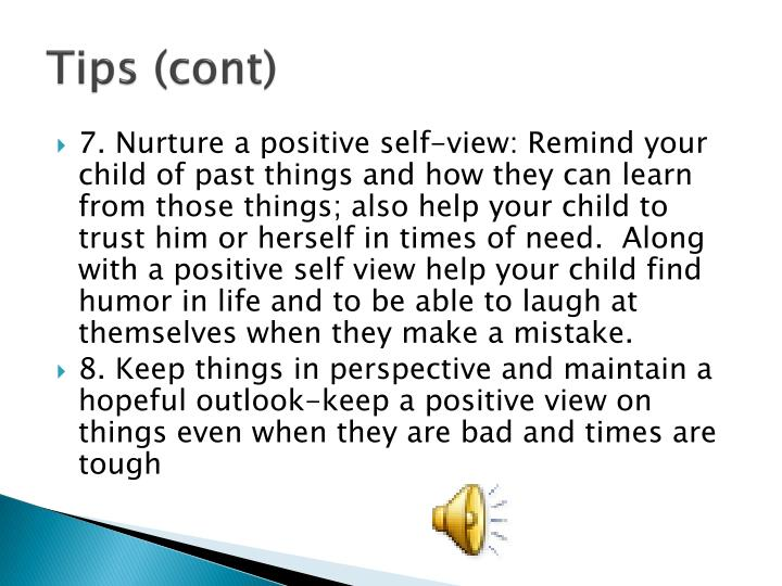 Tips (cont)