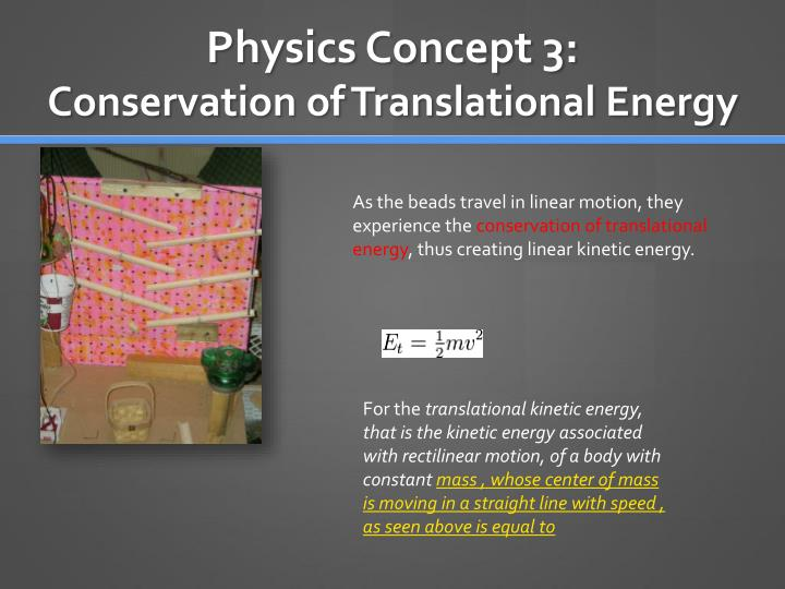 Physics Concept 3: