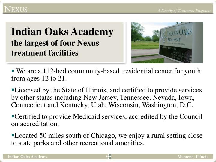 Indian Oaks Academy