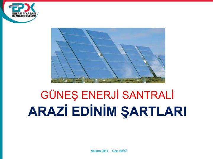 GNE ENERJ SANTRAL