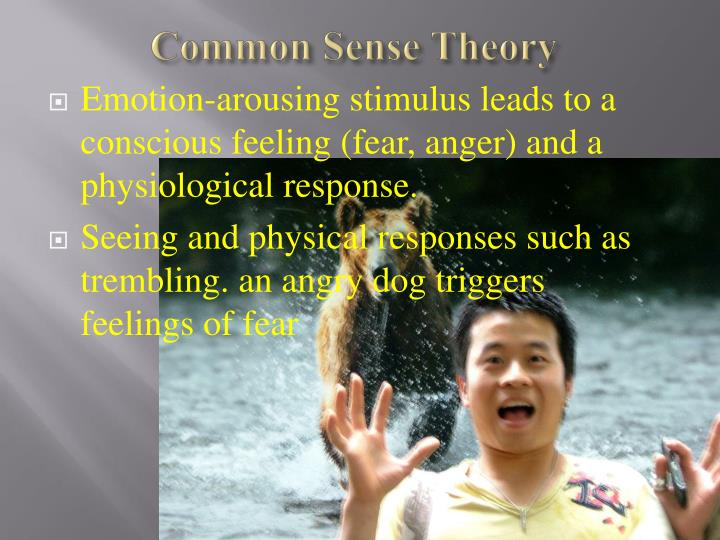 Common Sense Theory