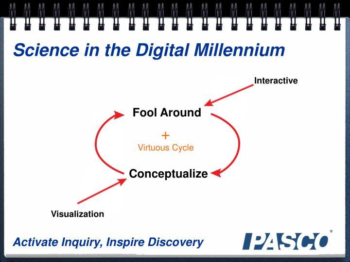 Science in the Digital Millennium