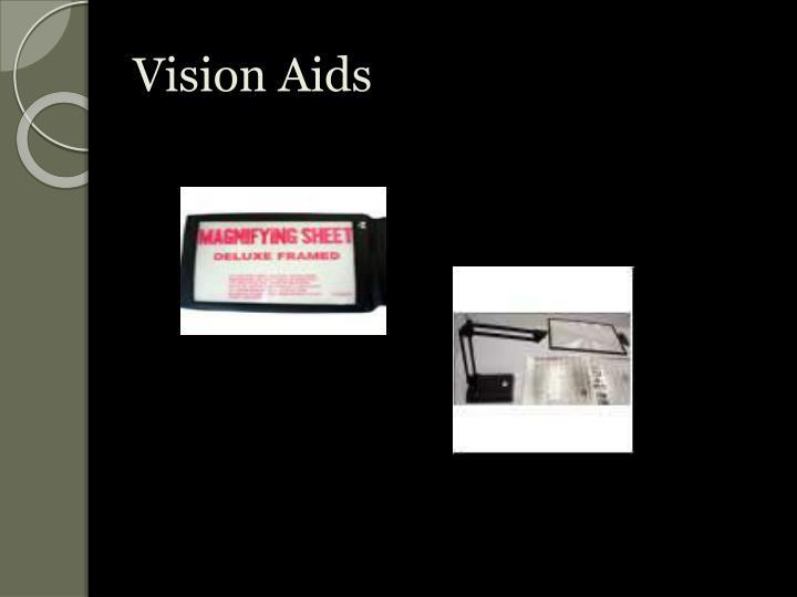 Vision Aids