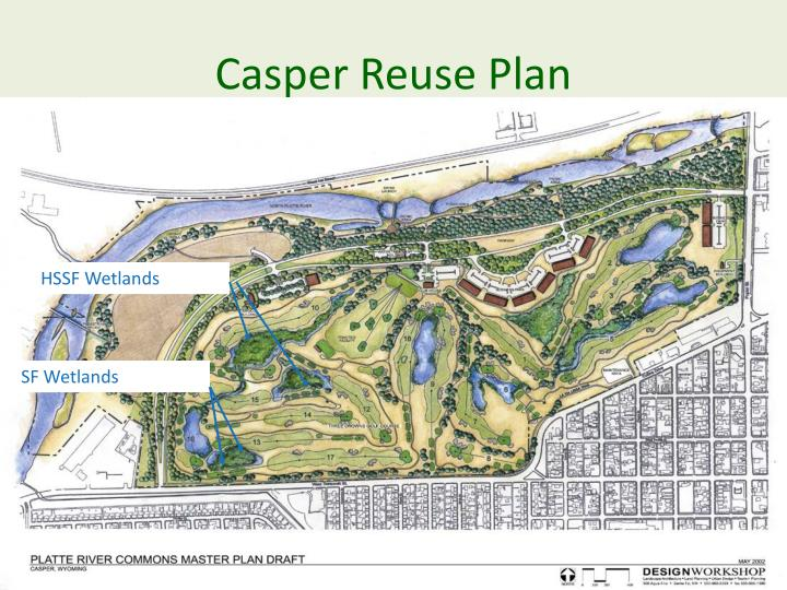 Casper Reuse Plan