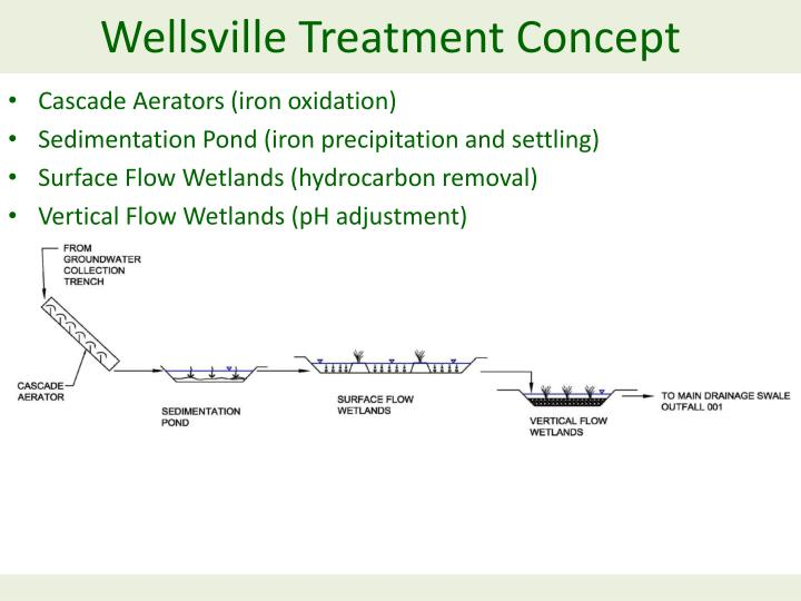 Wellsville Treatment Concept