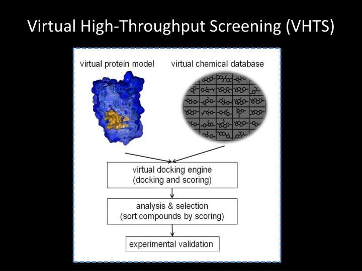 Virtual High-Throughput Screening (VHTS)