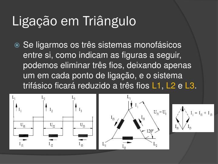 Ligação em Triângulo