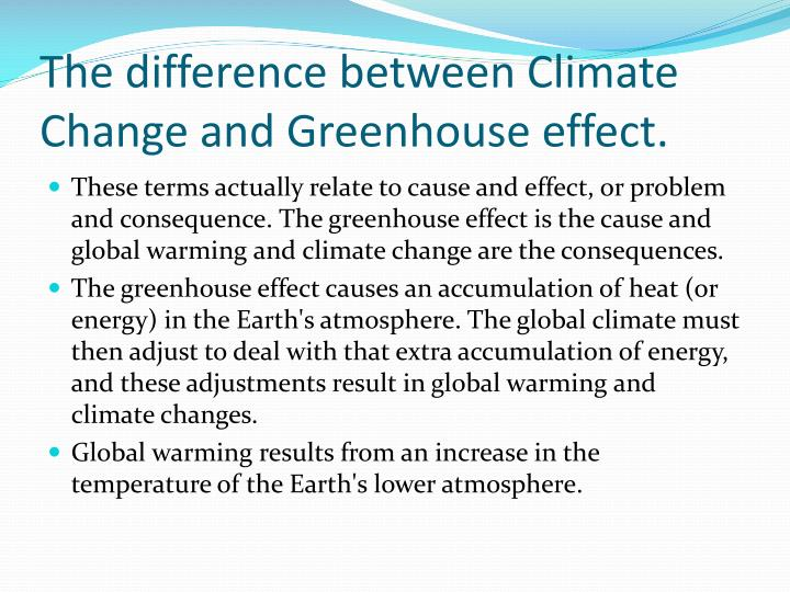the major causes and effects of climate change Climate change is one of the major challenges of our time and adds considerable stress to our societies and to the environment from shifting weather patterns that threaten food production, to .