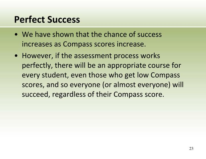 Perfect Success