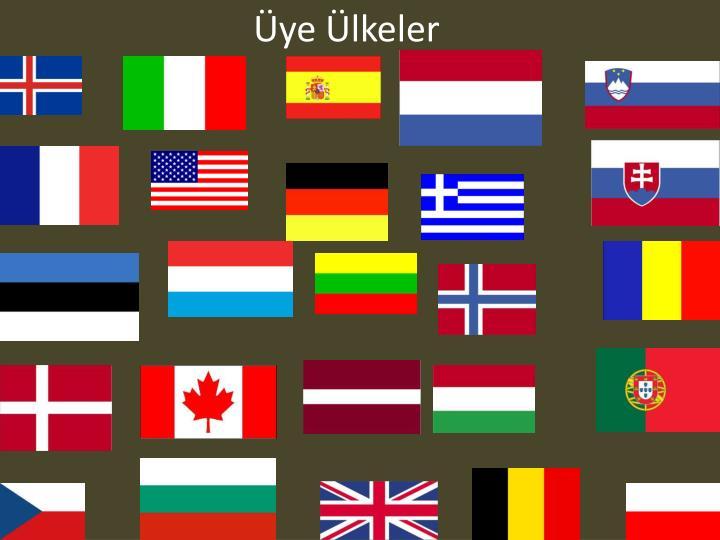 Üye Ülkeler