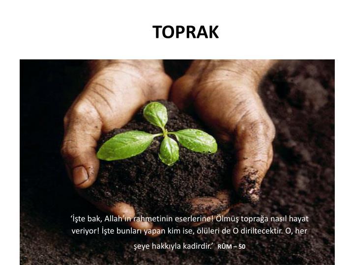 TOPRAK