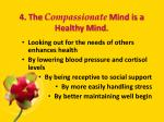4 the compassionate mind is a healthy mind
