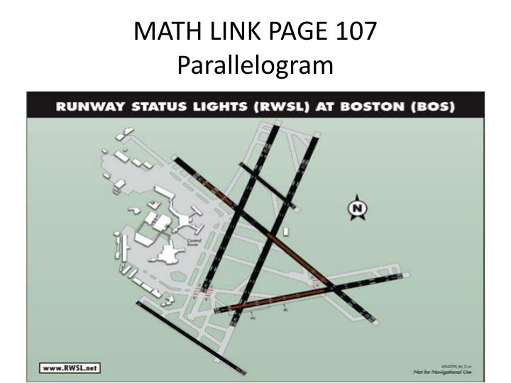 MATH LINK PAGE 107