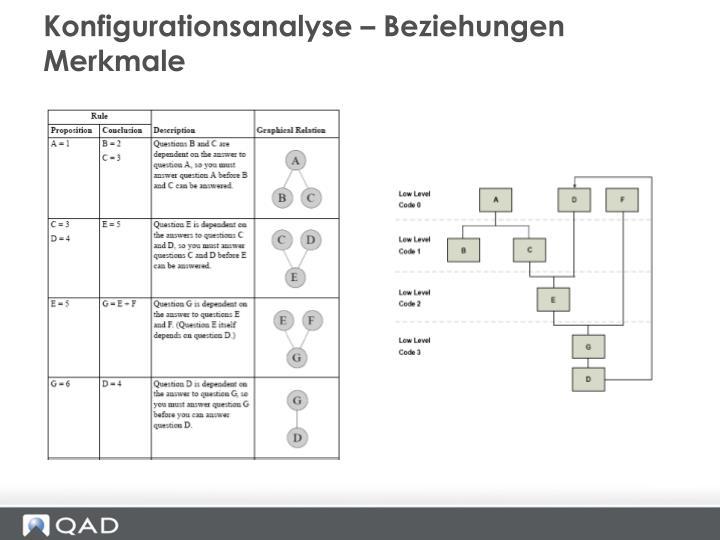 Konfigurationsanalyse