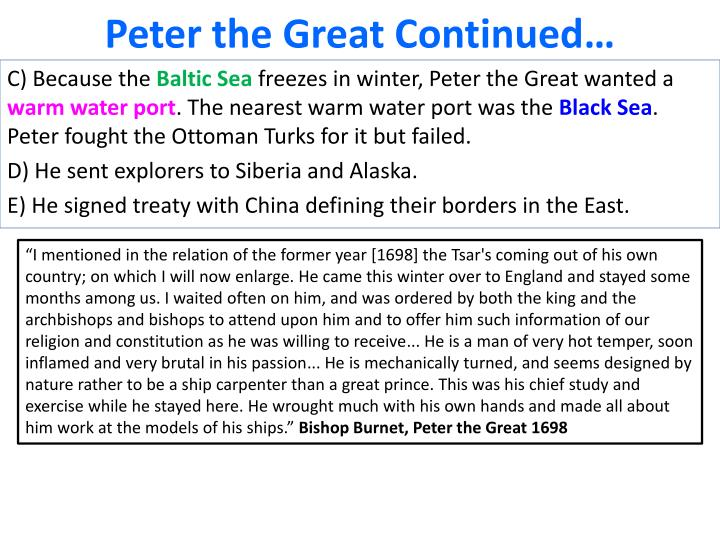 an introduction to the history of absolutism and peter the great History of russia showing top 8 worksheets in the category - history of russia some of the worksheets displayed are background joseph stalin reading one, introduction vocabulary, united states history work a, absolutism a concept formation lesson plan, world history i, the interwar years russian revolution worldwide, lesson.