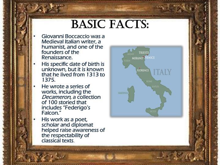 Basic Facts: