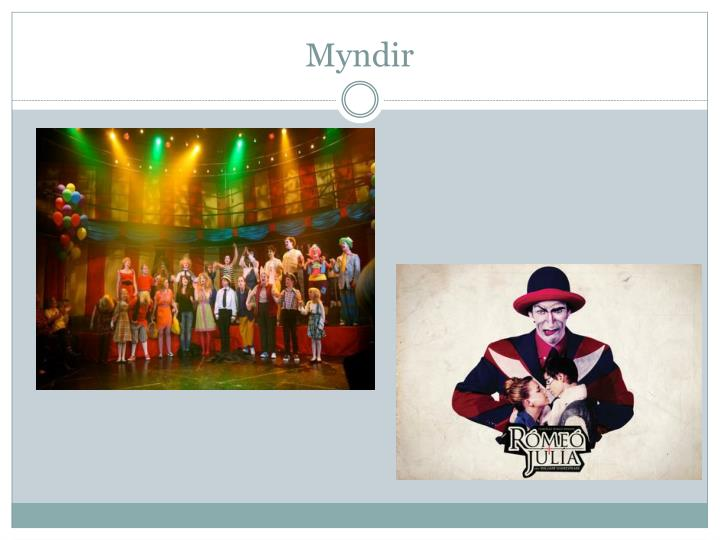 Myndir
