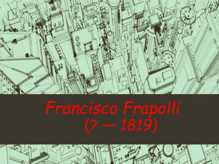 Francisco Frapolli