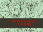 francisco frapolli 1819