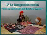 2 la integraci n social