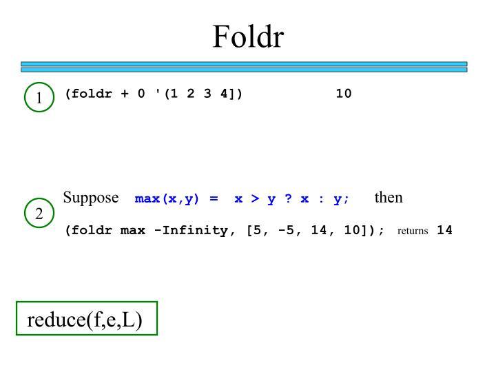 Foldr