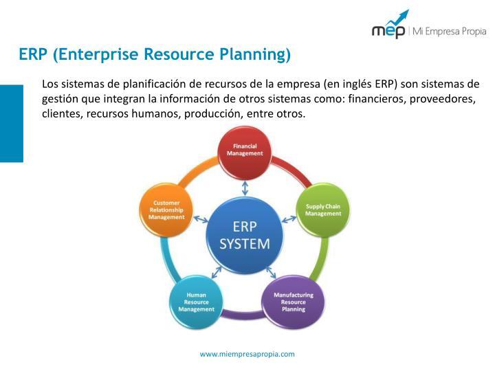 ERP (Enterprise
