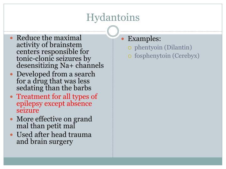 Hydantoins