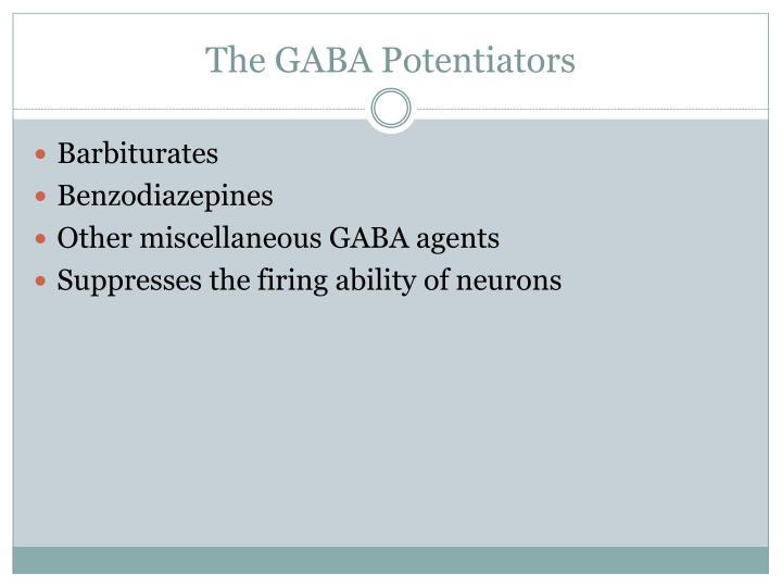 The GABA