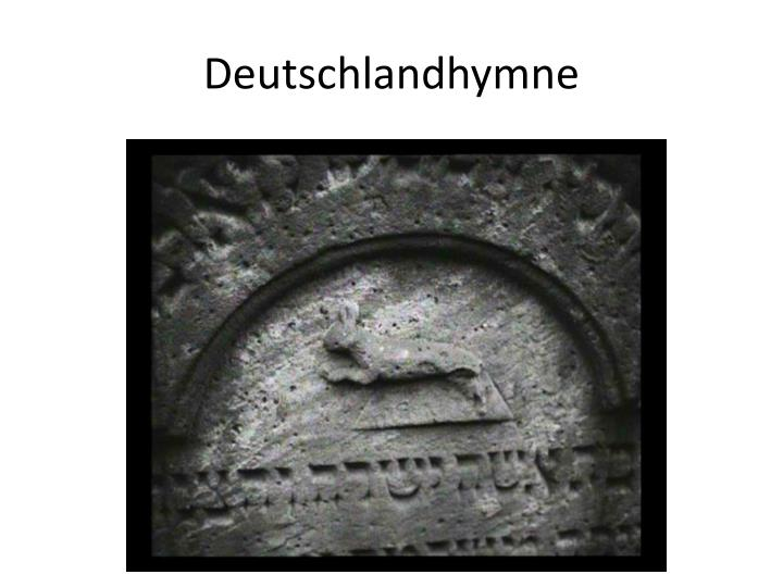 Deutschlandhymne