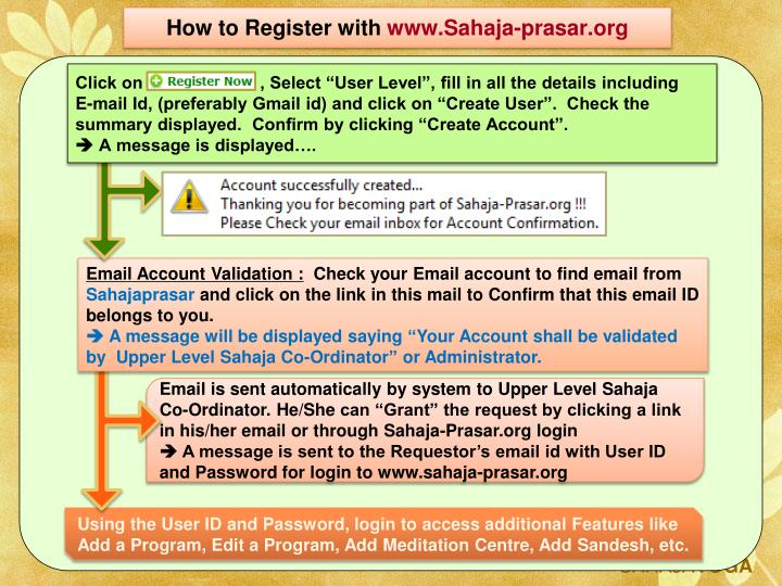 How to Register with