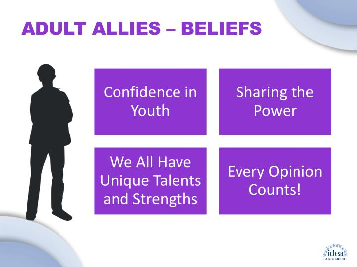Adult Allies – Beliefs