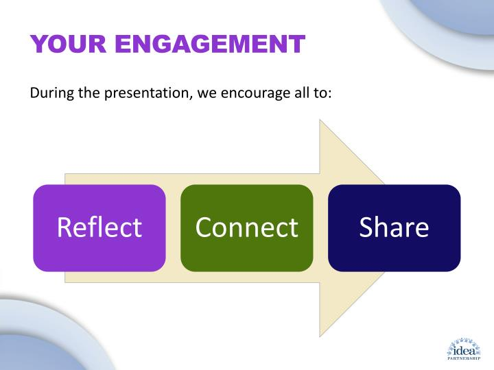 Your Engagement