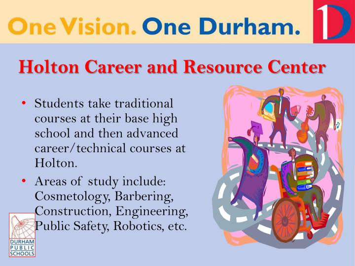 Holton Career and Resource Center