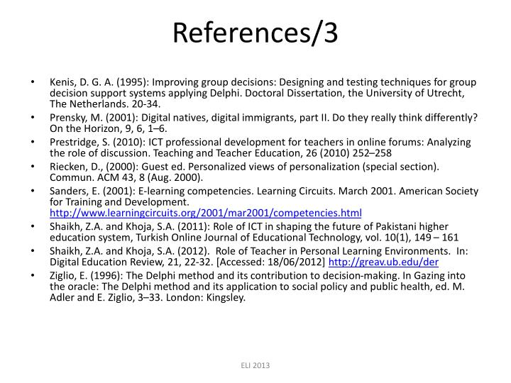 References/3