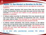 madde 13 lan s releri ve kurallar ile n lan1