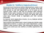 madde 52 tekliflerin de erlendirilmesi1
