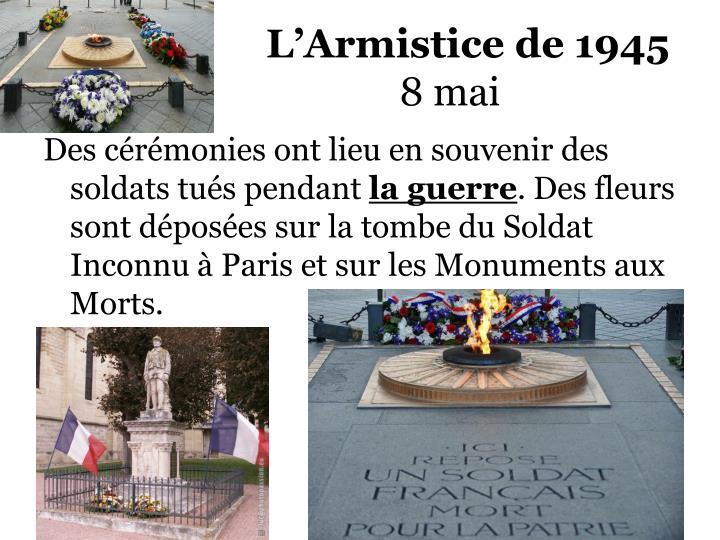L'Armistice