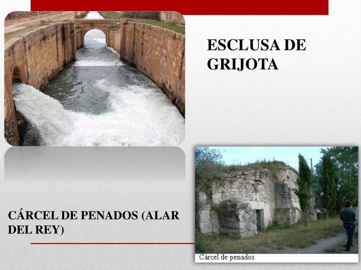 ESCLUSA DE GRIJOTA