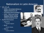 nationalism in latin america