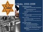 the nazi state 1933 1939