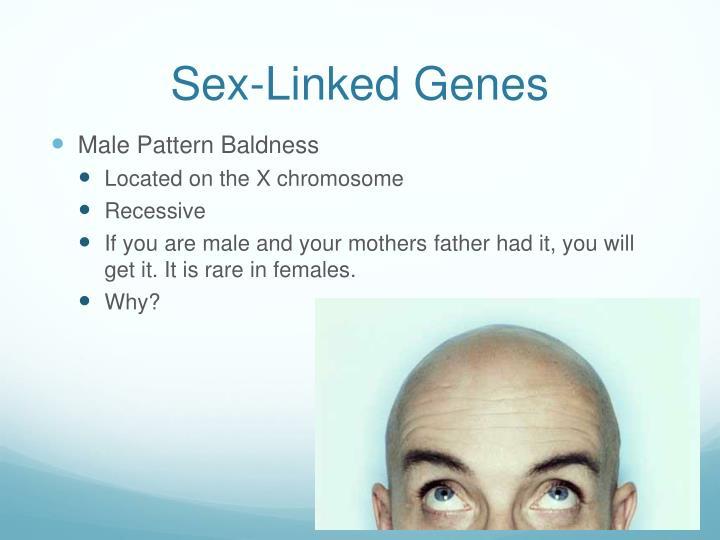Sex-Linked Genes