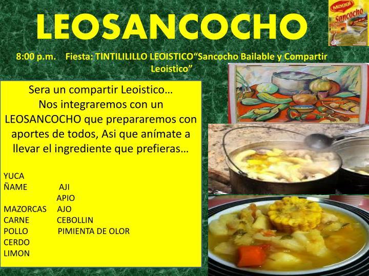 LEOSANCOCHO