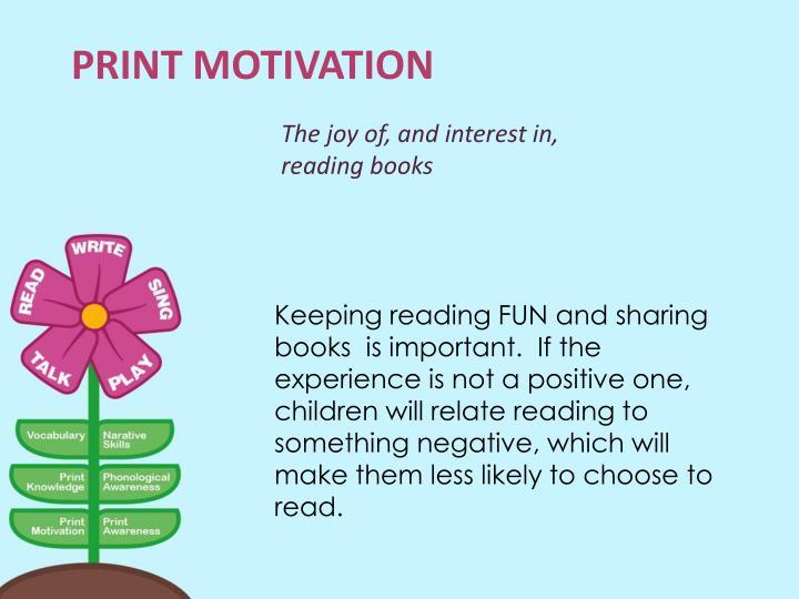 Print Motivation