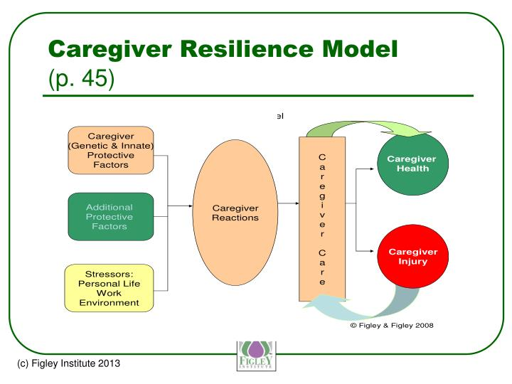 Caregiver Resilience Model