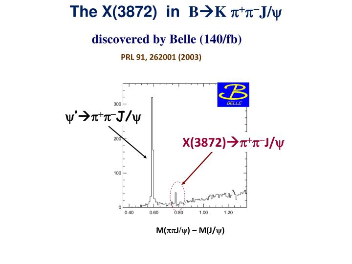 The X(3872)  in