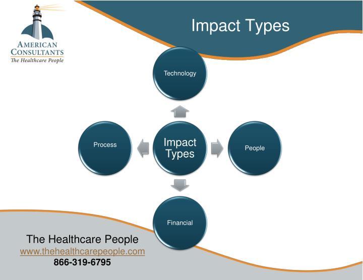 Impact Types