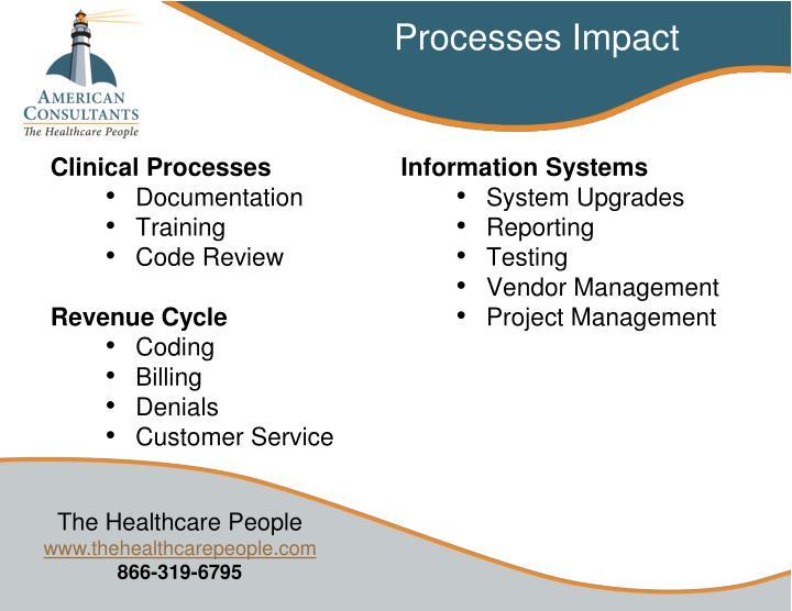 Processes Impact