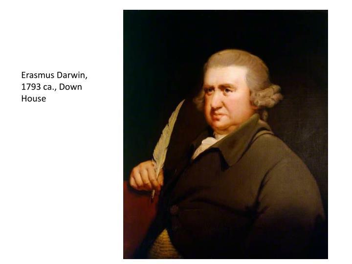 Erasmus Darwin, 1793