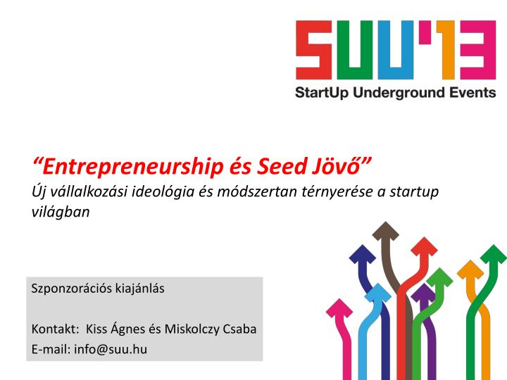 """Entrepreneurship"