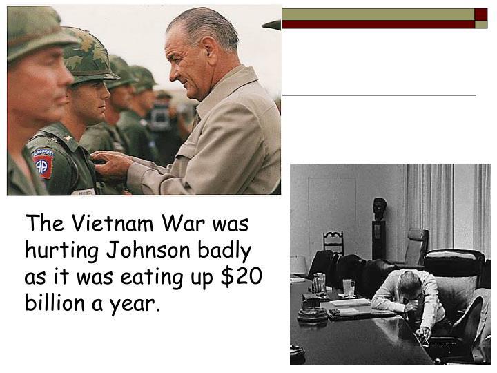 The Vietnam War was